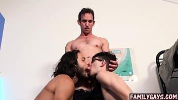 Asiatico maschio a maschio sesso video